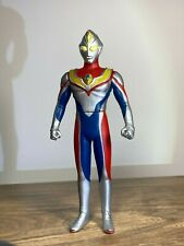 Bandai 2000 Ultra Hero Series Ultraman Dyna 6in Godzilla vinyl toy