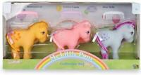 RETRO MY LITTLE PONY COLLECTOR SET 3-PACK 1983 COLLECTION - BUTTERSCOTCH