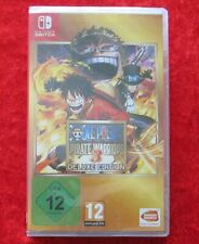 One Piece Pirate Warriors 3 Deluxe Edition, Nintendo Switch Spiel Neu