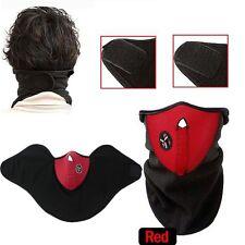 Unisex Warm Bicycle Balaclava Neck Ski Half Full Face Mask Cap Cover Windproof