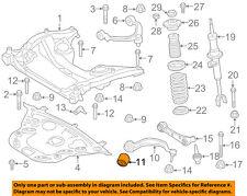 BMW OEM 10-15 750Li xDrive Lower Control Arm-Front-Bushing 31126777653