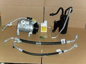 NEW AC COMPRESSOR KIT FITS 2004,2005, 2006, 2007, 2008 DODGE RAM 1500, 2500 5.7L