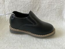 Cat & Jack Toddler Boys Neal Loafers Black Shoes 5