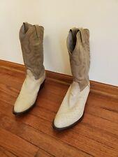 Tony Lama Ostrich boots 11.5