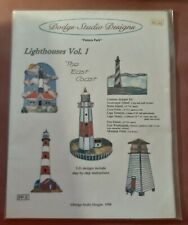 Lighthouses Vol 1 from Dodge Studio Designs - Stained Glass Pattern