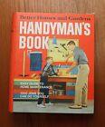 Vintage 1975 Handyman's Book Binder Better Homes & Gardens Home Maintenance 6th