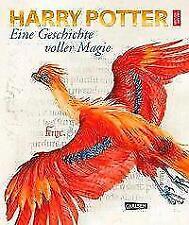 Harry Potter: Eine Geschichte voller Magie von Joanne K. Rowling (2018, Gebundene Ausgabe)