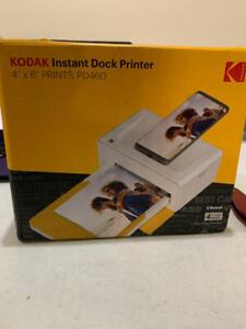 "Kodak Dock Plus 4x6"" Portable Instant Photo Printer, Compatible with iOS,"