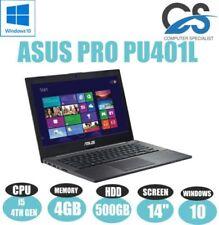 "Portátiles y netbooks ASUS USB 3.0 14"""