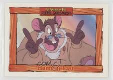 1991 Impel An American Tail: Fievel Goes West #75 Home at Last Card 0c4