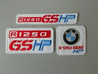 PATCH BMW R1250 GS HP PZ 3 PATCH RICAMATE TERMOADESIVE - REPLICA - COD 385