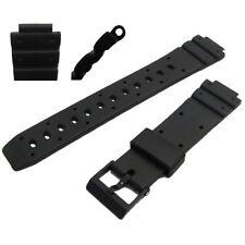 Correa de Reloj de Repuesto 14 mm para adaptarse a Casio STR1000, TGW10, W60, AE30, DGW30