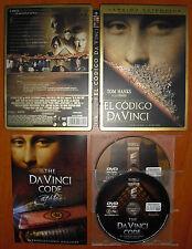 El Código Da Vinci Versión Extendida Steelbook [2 DVD's] Tom Hanks,Audrey Tautou