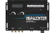 AudioControl Black Epicenter Concert Series Bass Enhancer Restoration Processor