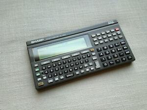Sharp PC-1480U PC-E500 POCKET COMPUTER, BASIC CALCULATOR
