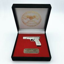 Browning Hi-Power automatic pistol miniature replica