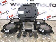 NISSAN QASHQAI 2007-2014 BOSE SOUND SYSTEM AMPLIFIER TWEETERS SPEAKERS SUBWOOFER
