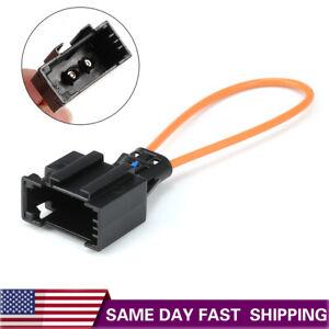 MOST Fiber Optic optical Loop Bypass Female Adapter for Mercedes BMW Porsche Q7