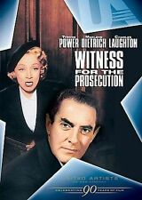 Witness for the Prosecution (Dvd, 2001) New Sealed
