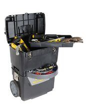 Tool Box On Wheels Trolley Chest Storage Box Mobile Large Work Roller Organizer