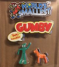 World's Smallest Gumby And Pokey By Super Impulse!