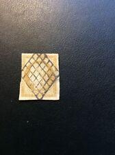 Nº 1 10 c Bistre Oblitere TB D'aspect Mais Léger Clair Cote355€