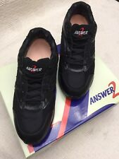 """NEW """"ANSWER 2"""" Brand Athletic Footwear, Real Leather Uppers and Linings, Size 13"""