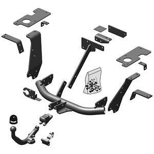Brink Towbar for Daihatsu Terios 2005 Onwards - Detachable Tow Bar
