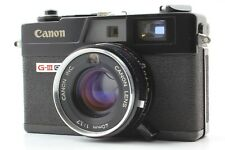 【Exc+5】 Canon Canonet QL17 GIII G-III Black  From Japan  #288