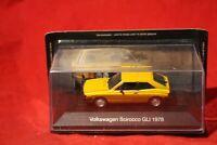 VW Scirocco GLI (1978) in ORANGE 1:43 - De Agostini Neu & OVP Sammler Ausgabe 5