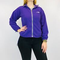 The North Face Summit Series Fleece Women's Small Purple Full Zip