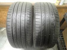 2 245 40 18 97H Pirelli P7 Cinturato Tires 7-7.5/32 2917