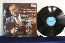 George Formby, The World Of George Formby, Decca Records SPA 50, 1969, Pop/Blues