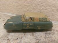 Rare Vintage Tin Friction Car Japan