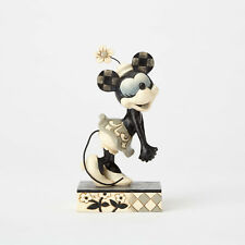 Jim Shore Disney Traditions MINNIE MOUSE Get A Horse Figurine 4056758