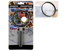 Lupe Lesehilfe Vergößerungsglas 65 mm Durchmesser