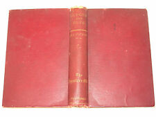 RARE 1893 First Edition JUDGES AND RUTH The Expositor's Bible Robert A. Watson