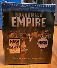 NEW Boardwalk Empire Complete Second Season Two 2 Blu-Ray Dvd HBO SEALED