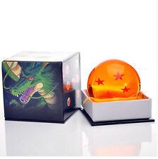 Dragon Ball Z Stars 4 Cuatro Estrellas Ball BOLAS DE CRISTAL DIÁMETRO 7.5CM