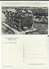 colle di sant elia cartolina d' epoca sacrario prima guerra mondiale 71028