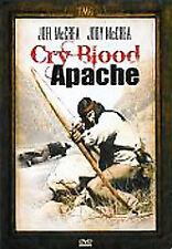 Cry Blood Apache DVD - Joel McCrea, Jody McRea - New