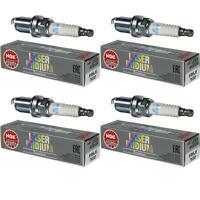 4X NGK Laser Iridium Premium Zündkerze 7658 Typ IFR6J11 Zünd Kerze