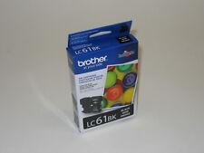 Genuine Brother LC61 Black printer ink 295CN 495CW LC 61 J410W J415W J615W J630W