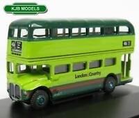 BNIB N GAUGE OXFORD DIECAST 1:148 NRM009 LONDON & COUNTRY ROUTEMASTER BUS