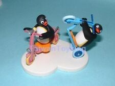 Pingu Original Story Figure Collection 04 Playing Scooter