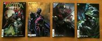 Dark Nights Death Metal 5 Capullo, Finch, Stanley, Pirrillo Covers DC Comics NM