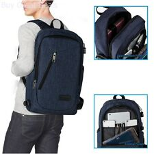 Laptop Backpack 17 Inch Computer Notebook Bag Business Travel School New Pocket