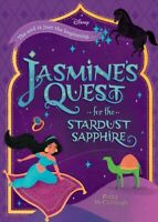 Jasmine's Quest for the Stardust Sapphire, Hardcover by McCullough, Kathy; Da...