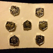 PIN Russia. USSR Pin Full set of 7. Animals of The Zoo.