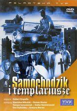 Samochodzik i templariusze (DVD) Hubert Drapella (Shipping Wordwide) Polish film